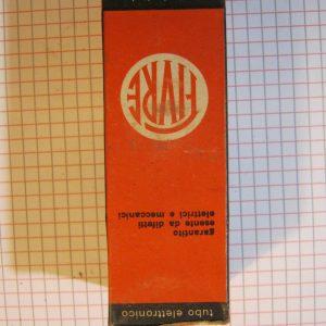 Valvola 6AV5GT Beam  Pentode Tube ( Fivre) NOS