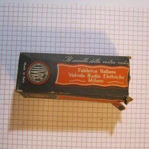 Valvola 12A8GT Pentagrid Converters ( Heptode ) Tube ( Fivre )