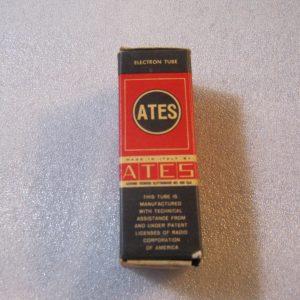 Valvola 12AT6 / ABC90 Double Diode – Triode Tube ( RCA Ates) NOS