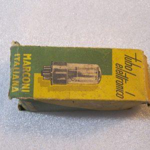 Valvola 6N7GT Double Triode Tube ( Marconi Italiana )