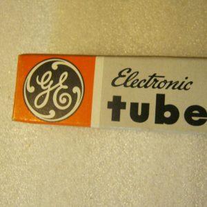 Valvola 6B10 Duplex-Diode Twin Triode Tube ( General Electric ) NOS