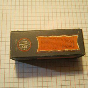 Valvola 6X4  Rettificatrice Doppia Semionda Tube ( Fivre ) NOS