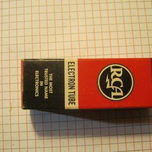 Valvola 6CX8 Triode-Pentode Tube ( RCA) NOS