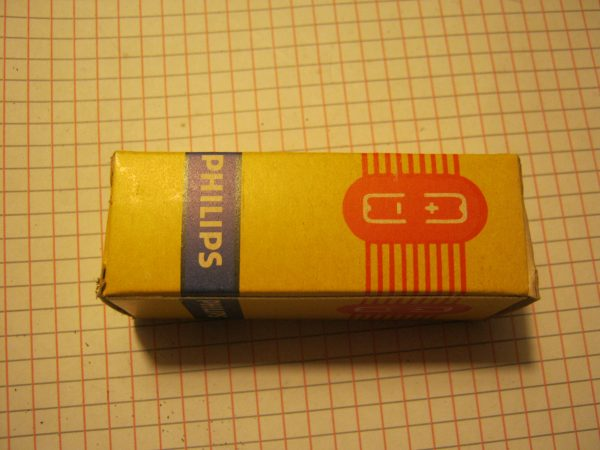Valvola  HK90 / 12BE6 Heptodo ( Philips ) NOS