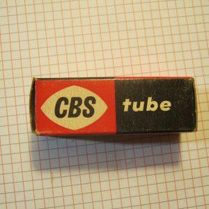 Valvola 6CY5  Tetrode Tube ( CBS ) NOS