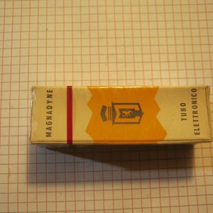 Valvola 9TP15 Triode-Pentode Tube ( Magnadyne ) NOS