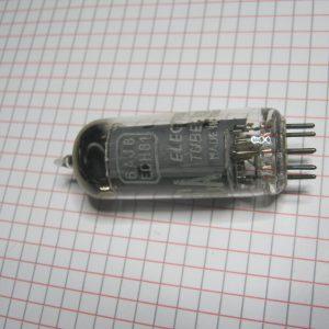 Valvola  6AJ8 / ECH81 Triodo-Eptodo ( RCA ) NOS