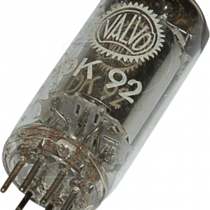 Valvola DK92 Pentagrid Converters ( Heptode ) Tube ( Philips ) NOS