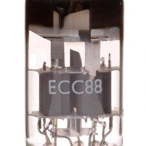 Valvola ECC88 Double  Triode Tube ( Philips ) NOS