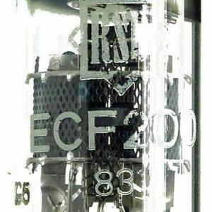 Valvola ECF200 Triode-Pentode Tube ( Philips ) NOS