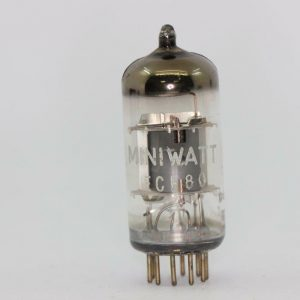 Valvola ECF80 Triode-Pentode Tube ( Philips ) NOS
