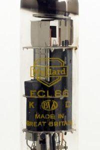 Valvola ECL86 Triode-Tetrode ( Philips) NOS