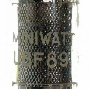 Valvola UBF89 Double Diode – Pentode Tube ( Philips )