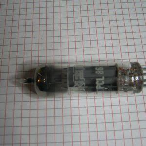 Valvola PCL86 Triode-Tetrode ( R.F.T. ) NOS
