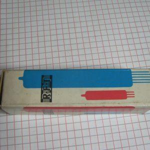 Valvola PCC189 Double  Triode Tube ( R.F.T ) NOS