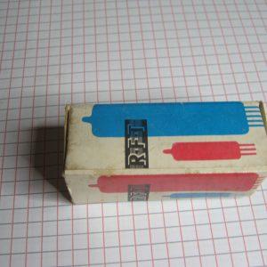 Valvola PC86 Triode Tube ( R.F.T. ) NOS