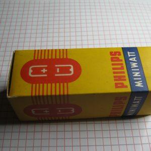 Valvola PL82  Pentodo  (  Philips ) NOS