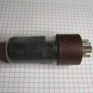 Valvola 6V6GT Tetrodo di Potenza ( Fivre )
