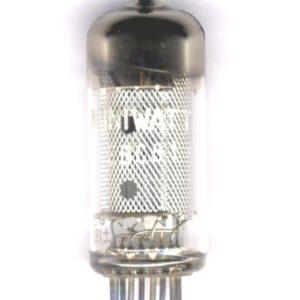 Valvola  UBC81  Double Diode-Triode ( Philips ) NOS