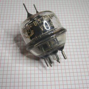 Valvola VT-118 Doppio Tetrodo di Potenza a Fascio ( National/Philips )