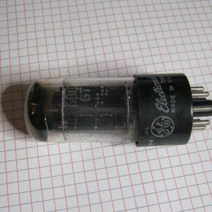 Valvola 6DN7 Doppio Triodo  ( General Electric )