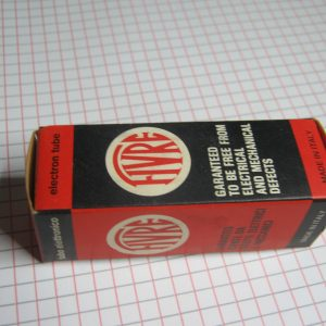 Valvola 12AT6 / ABC90 Double Diode – Triode Tube ( Fivre )